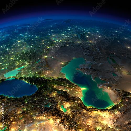 Земля испании моря
