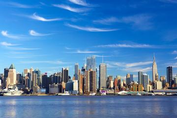 Skyscrapers of Manhattan, New York City