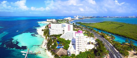 Foto auf Gartenposter Mexiko Cancun