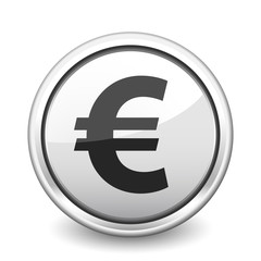button gray euro