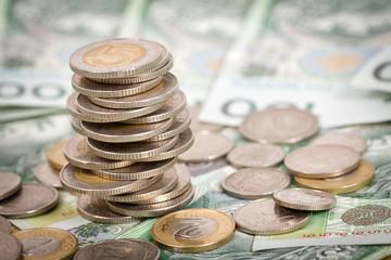 Obraz Siła pieniędzy - fototapety do salonu