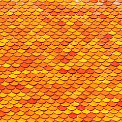 tiles roof.