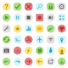 flat icon set 2013_05 - 01