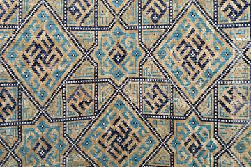 Islamic tile art - Orientalische Fliesenkunst