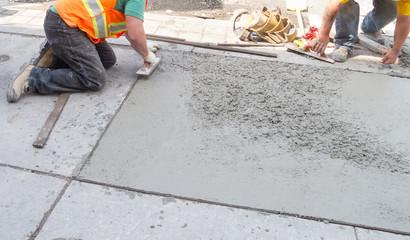Sidewalk Upgrade