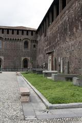 Castello Sforzesco,Milano