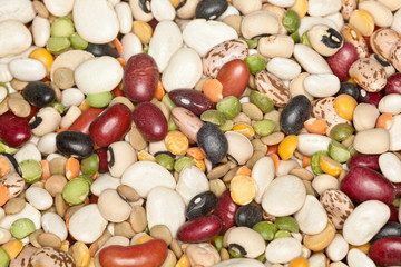 Beans soup mix