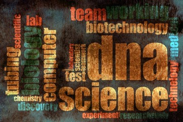Biotechnology dna science