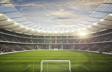 Fotobehang - Stadion 4
