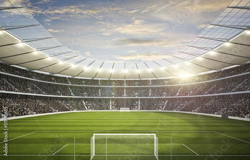 Fotobehang Stadion 4