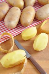 Kartoffel, Erdäpfel