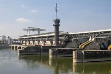 Wasserkraftwerk Wien, Freudenau