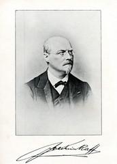 German-Swiss composer and pianist Joachim Raff