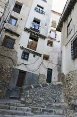 Alley at Cuenca