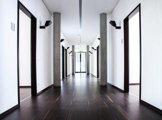 Flur Exit Büro