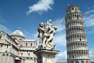 Tower and company - Pisa