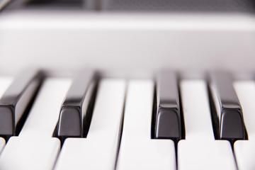 Piano Tastatur