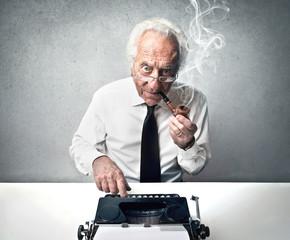 senior journalist