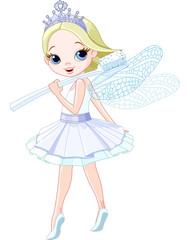 Foto auf Gartenposter Die magische Welt Tooth fairy