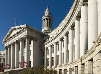 City and County Building in Denver