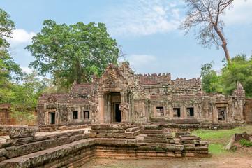 Ruins in Angkor