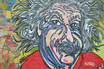 Funky Einstein