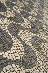 Portuguese Mosaic Street Tiles