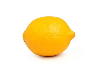 Ripe lemon.