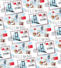 Istanbul pattern