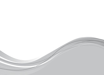 Modern gray abstract background
