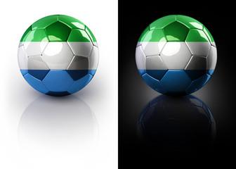 Squadra di calcio Sierra Leone