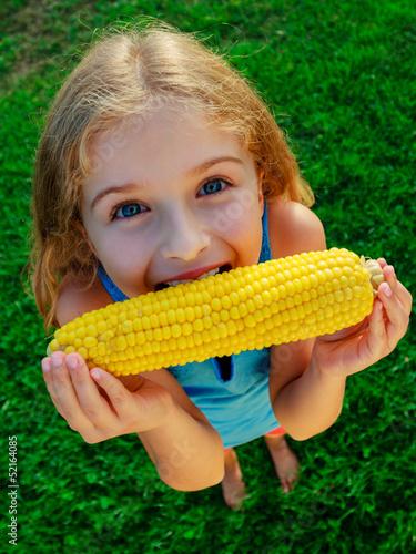Если беременная ест кукурузу с
