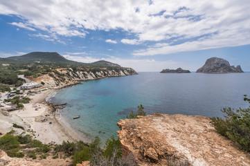 Cala d'Hort in Ibiza