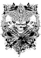 Warrior trinity
