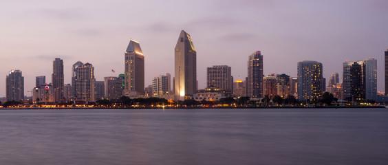 San Diego Skyline United States