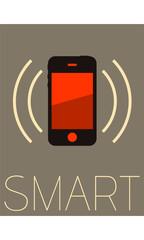 Vector Minimal Design - Smart Phone