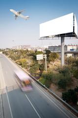 Highways and billboards