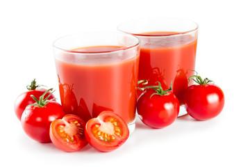 Wall Mural - Tomato juice