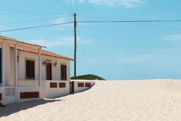Portugal - Algarve - Ilha de Faro - Praia de Faro