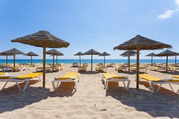 Portugal - Algarve - Vale do Lobo - Praia Garrao poente