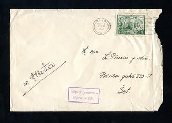 Vintage latvian cover