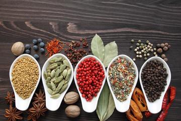 In de dag Kruiden Blend of spices