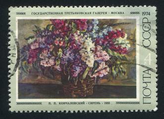 Lilac by Petr Kontchalovski