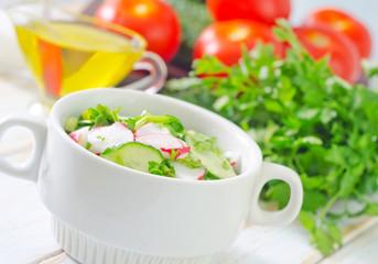 fresh salad
