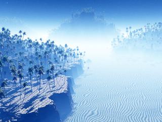 Fantasy landscape Fantasy landscape