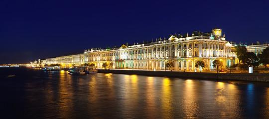 Winter Palace in Saint Petersburg