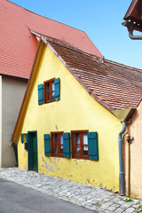 Wall Mural - Tiny little house