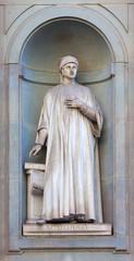 stone statue of Accorso