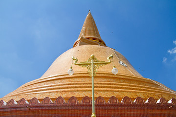 Phra Pathom Chedi, the tallest stupa in the world
