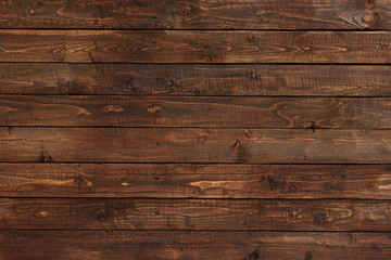 Canvas Prints Wood close up of wall made of wooden planks